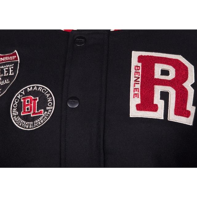 Benlee Rocky Marciano Jacke in sportlichem Design »FRANCIS«