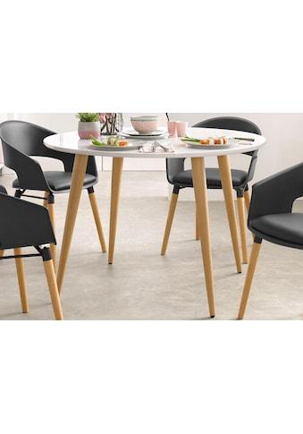 Esstisch, Durchmesser 110 cm kaufen