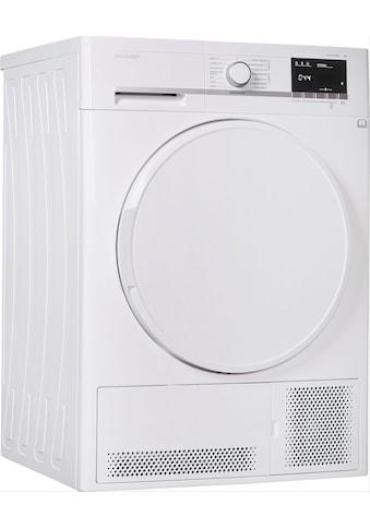 Sharp Kondenstrockner »KD-GCB7S7PW9-DE« kaufen