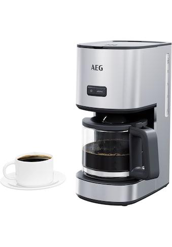 AEG Filterkaffeemaschine »CM4-1-4ST Deli 4«, Permanentfilter, 1x4 kaufen
