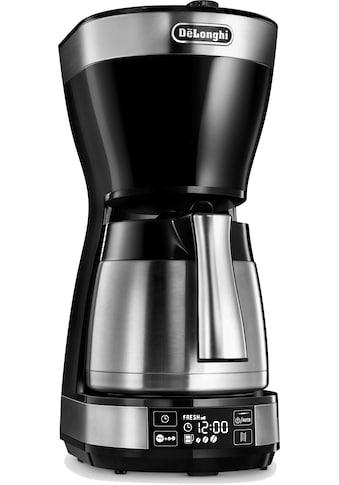 De'Longhi Filterkaffeemaschine »ICM 16731«, Papierfilter kaufen