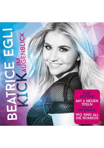 Musik-CD »Kick Im Augenblick (Fan Ed / Egli,Beatrice« kaufen
