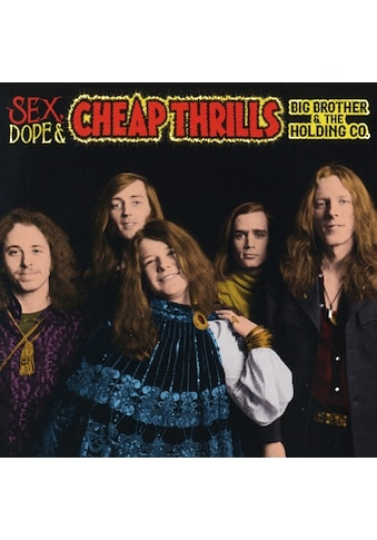 Musik-CD »Sex,Dope & Cheap Thrills / Big Brother & The Holding Company« kaufen