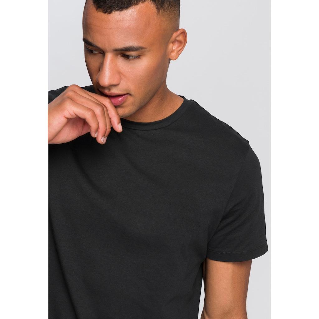 ONLY & SONS T-Shirt »BASIC SLIM O-NECK 3 PACK«