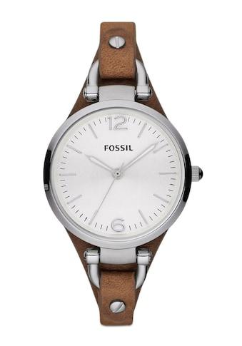 Fossil Quarzuhr »GEORGIA, ES3060« kaufen