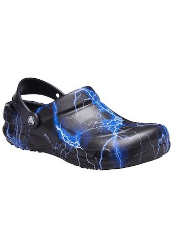 Crocs Clog »Crocs Bistro Graphic Clog sz/lightning« kaufen