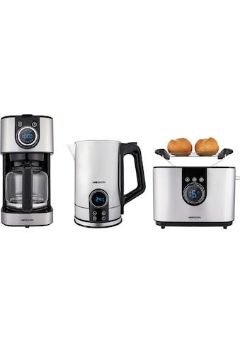 Medion® Frühstücks-Set »MD 10220«, hochwertiges Edelstahl kaufen