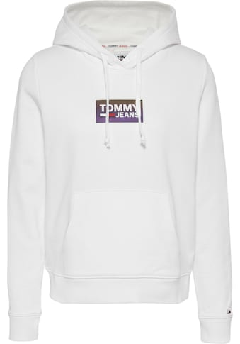 TOMMY JEANS Kapuzensweatshirt »TJW GRADIENT LOGO HOODIE« kaufen