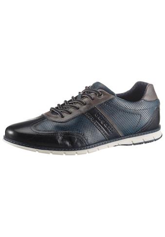bugatti Sneaker »Silvan«, mit Handfinish kaufen