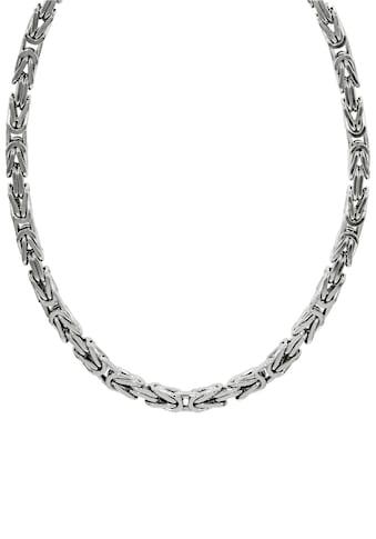 Firetti Königskette »Königskettengliederung 4-kant, 5,0 mm breit«, Made in Germany kaufen