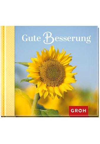 Buch »Gute Besserung / Groh Redaktionsteam« kaufen