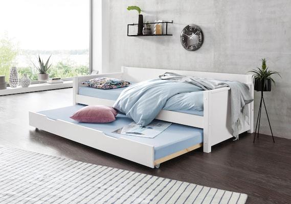 ausziehbares Tagesbett