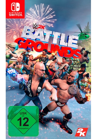 2K Spiel »WWE 2K Battlegrounds«, Nintendo Switch kaufen