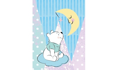 Komar Poster »Winnie Pooh Moon«, Disney kaufen