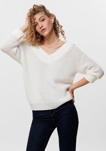 Only V-Ausschnitt-Pullover »ONLMELTON« kaufen