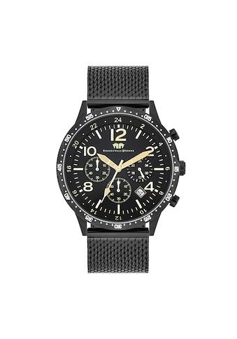 Rhodenwald & Söhne Chronograph »RWS003«, (1 tlg.), Armband aus Edelstahl kaufen