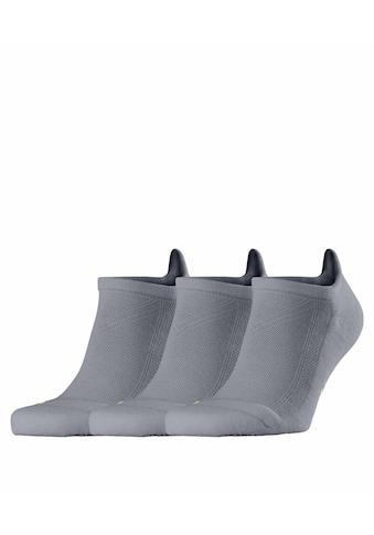 FALKE Sneakersocken »Cool Kick 3-Pack«, (3 Paar), mit ultraleichter Plüschsohle kaufen