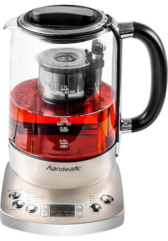 Hanseatic Wasser-/Teekocher »97797956«, 2200 W, 1,7 L, digitale Temperaturanzeige,... kaufen