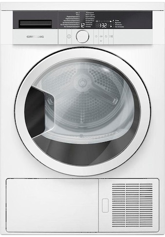 Grundig Wärmepumpentrockner »Edition 70 Trockner 2«, 70 Monate Herstellergarantie kaufen