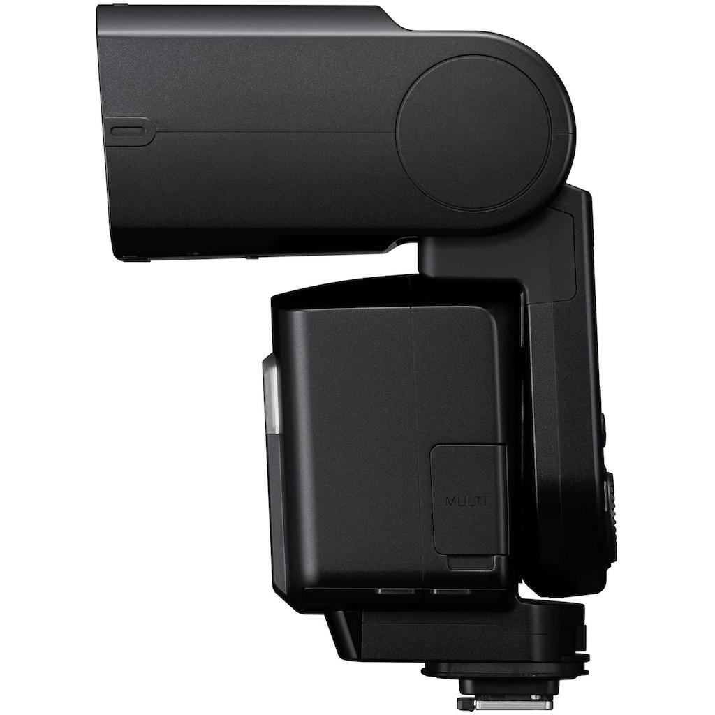 Sony Systemblitz »HVL-F60RM«, mit Funkempfänger/-bedienung, integrierter Wireless Sender und Receiver