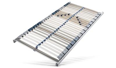 BeCo EXCLUSIV Lattenrost »Perfekta 200«, 28 Leisten, Kopfteil nicht verstellbar, extra stabil bis 200kg, mit Härteverstellung kaufen