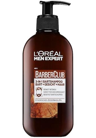 """L'ORÉAL PARIS MEN EXPERT Bartshampoo """"Barber Club"""" kaufen"""