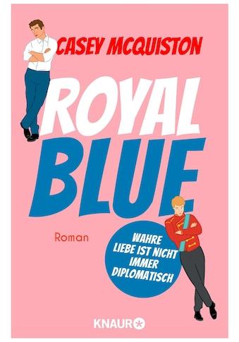 Buch »Royal Blue / Casey McQuiston, Hannah Brosch« kaufen