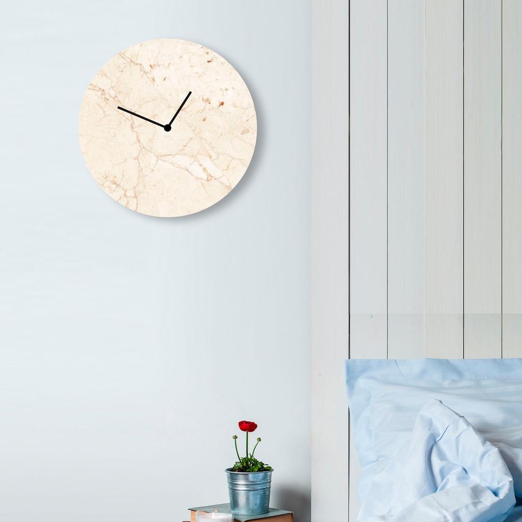 LeGer Home by Lena Gercke Wanduhr, rund, Ø 30 cm