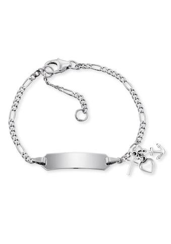 Herzengel Armband »Glaube, Liebe & Hoffnung, HEB-ID-FLH« kaufen