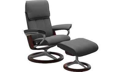 Stressless® Relaxsessel »Admiral«, mit Signature Base, Größe M & L, Gestell Braun kaufen
