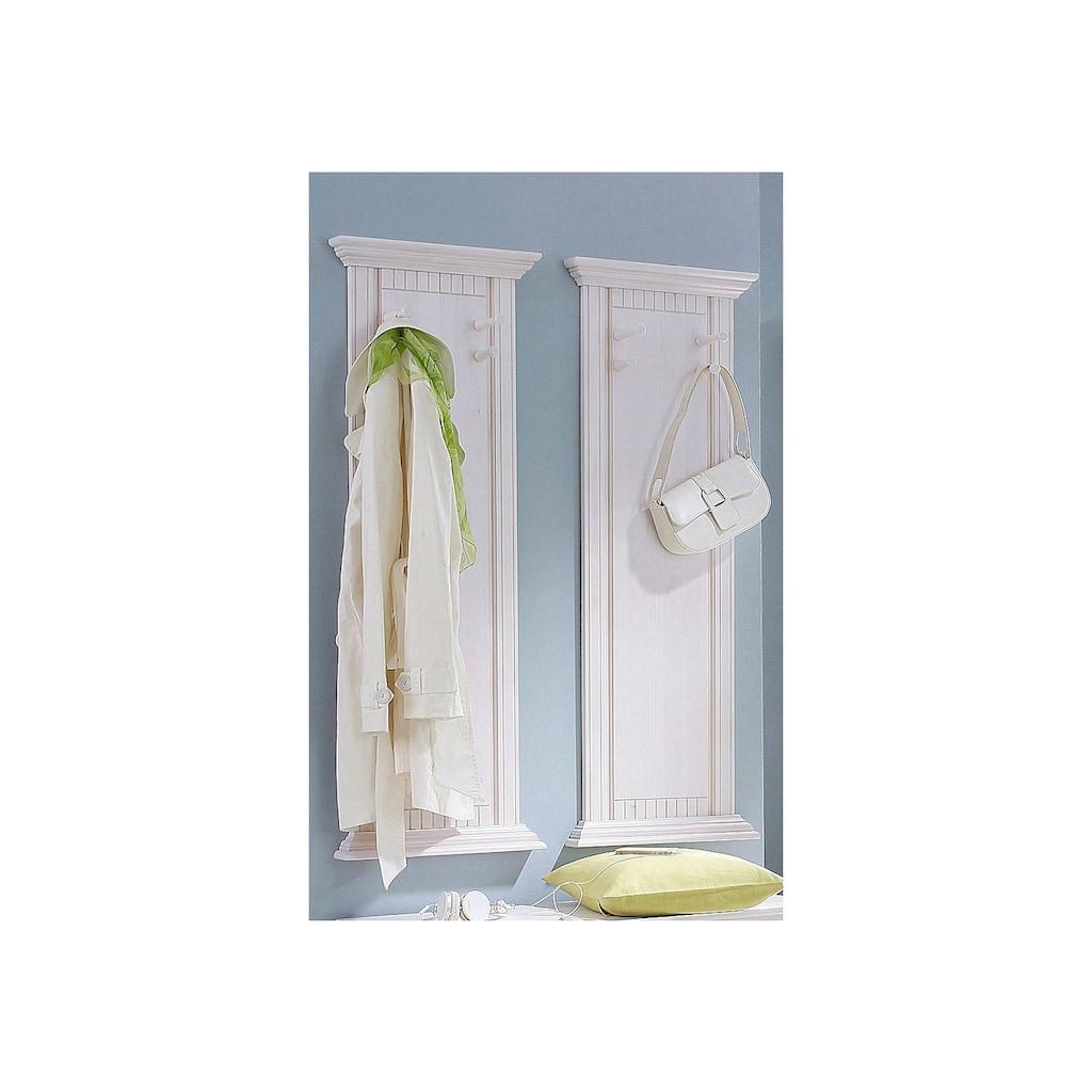 Home affaire Garderobenpaneel »Rustic«, (2 Stck.)