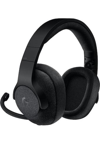 Logitech G Gaming-Headset »G433«, Mikrofon abnehmbar-Rauschunterdrückung kaufen