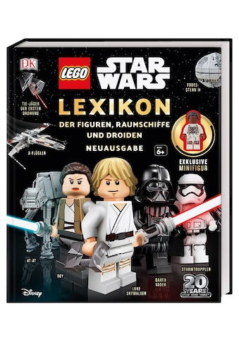Buch »LEGO® Star Wars(TM) Lexikon der Figuren, Raumschiffe und Droiden / Simon Beecroft, Jason Fry, Simon Hugo« kaufen