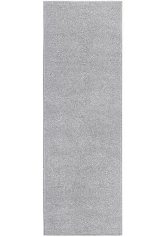 Andiamo Läufer »Jerez«, rechteckig, 8 mm Höhe, Teppich-Läufer, gewebt, Uni-Farben kaufen
