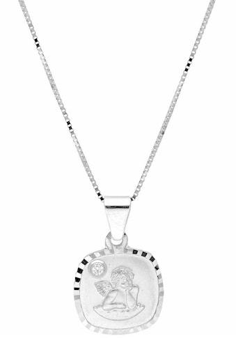 Firetti Kette mit Anhänger »Schutzengel«, mit Diamant kaufen