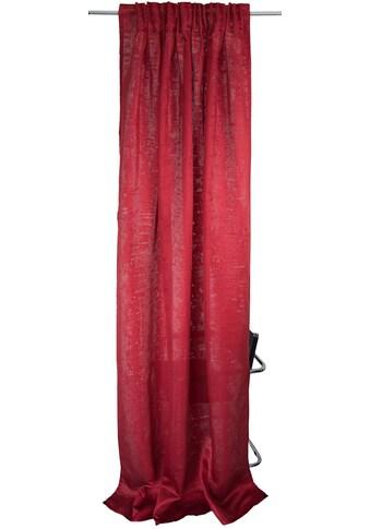 Linne Vorhang »KIRA«, HxB: 245x140 kaufen