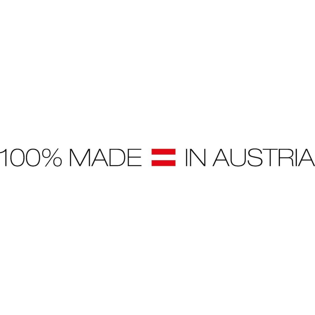 Hefel Kopfkissen »PURE SILK«, Füllung: 100% HEFEL-PES-Softbausch-Faserbällchen in Baumwollhülle, Bezug: 100% Tencel-Edelsatin, (1 St.)