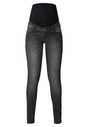 Supermom Umstandsjeans »Skinny Washed black« kaufen