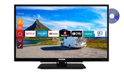 Telefunken XF22G501VD LED - Fernseher (55 cm / (22 Zoll), Full HD, Smart - TV kaufen