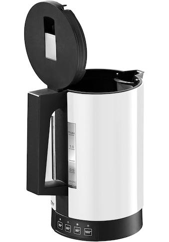 Ritter Wasserkocher »fontana 5 weiß«, 1,1 l, 2800 W kaufen