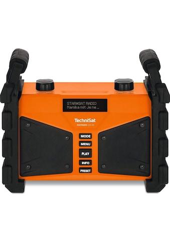 TechniSat Digitalradio (DAB+) »DIGITRADIO 230 OD«, (A2DP Bluetooth-Bluetooth-AVRCP Bluetooth Digitalradio (DAB+) ), mit Akku und Bluetooth kaufen