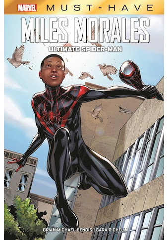 Buch »Marvel Must-Have: Miles Morales: Ultimate Spider-Man / Brian Michael Bendis,... kaufen