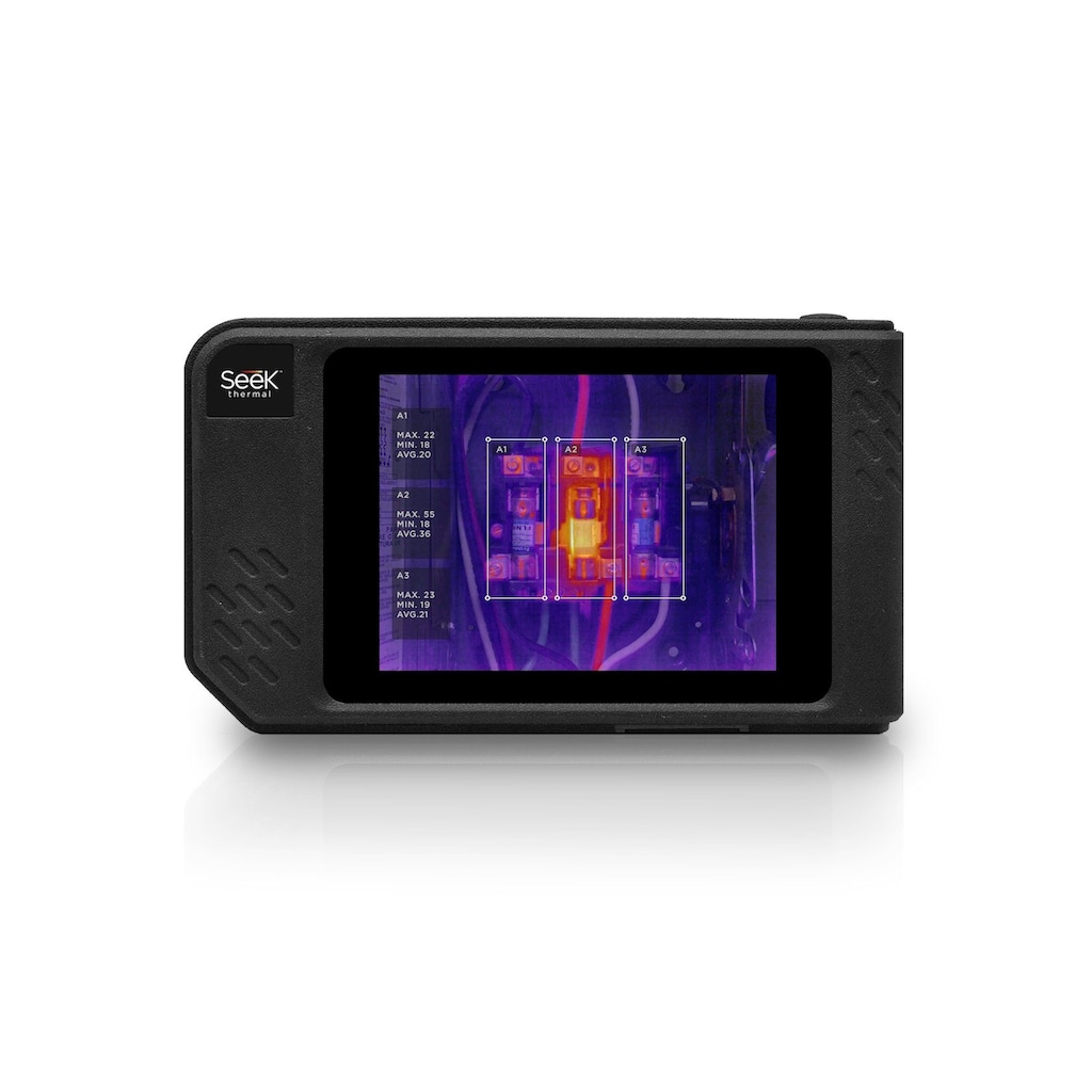 Seek Thermal Wärmebildkamera mit SeekFusion Technologie »ShotPRO - 76.8k Pixel«