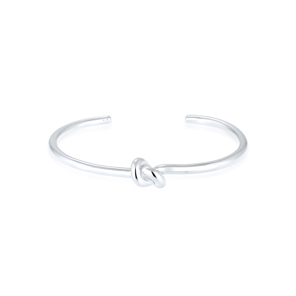 Elli Armreif »Armspange mit Knoten 925 Silber«