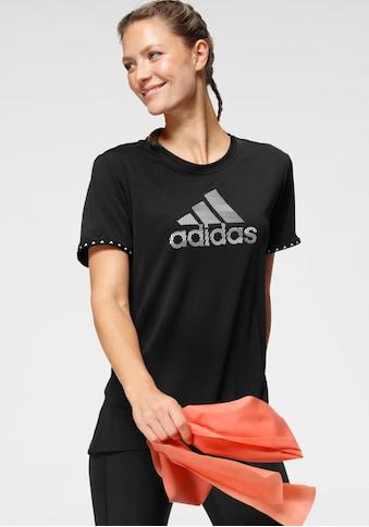 adidas Performance T-Shirt »BOS NECESSI-TEE« kaufen