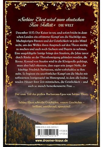 Buch Schwert und Krone  -  Meister der Täuschung / Sabine Ebert kaufen