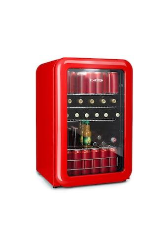 Klarstein Retro Getränkekühler Kühlschrank Getränkekühlschrank 115L »PopLife130« kaufen
