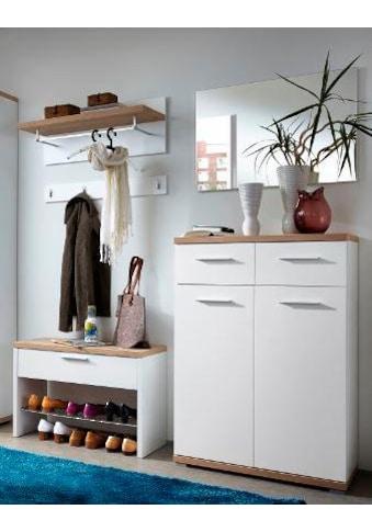 GERMANIA Garderoben-Set »Top«, (Set, 4 St.) kaufen