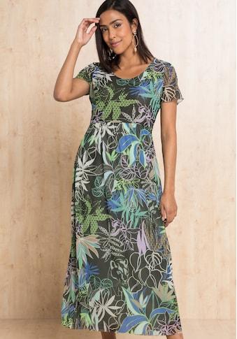 bianca Meshkleid »ADRIANA«, aus softem Mesh-Gewebe im stylischen Jungle-Print kaufen