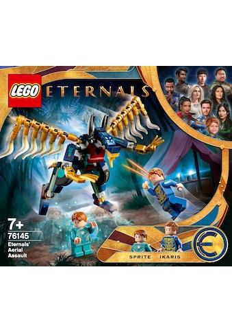LEGO® Konstruktionsspielsteine »Luftangriff der Eternals (76145), LEGO® Marvel Super... kaufen